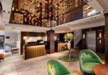 Hôtel Paddington - Hilton London Hyde Park-3