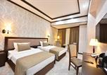 Hôtel Tashkent - Qushbegi Plaza Hotel-4
