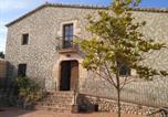 Location vacances  Province de Tarragone - Cal Polinari-1
