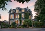 Hôtel Buffalo - The Mansion on Delaware Avenue