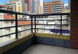 Hôtel Fortaleza - Flat Praia Mansa Fortaleza-3