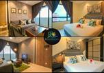 Location vacances Singapore River - Suasana Suites by Rentradise, Johor Bahru-4