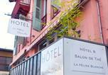 Hôtel Les Houches - Boutique Hôtel La Féline Blanche-4