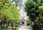 Hôtel Menton - Club découverte Vacanciel Menton-4