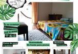 Location vacances Joinville - Gajah Hostel-4