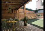 Location vacances Olesa de Bonesvalls - Can Trabal Villa Sleeps 10 with Pool and Air Con-3
