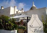 Location vacances Cisternino - B&B Masseria Piccola-1