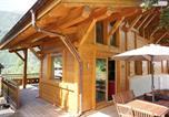 Location vacances Les Houches - Grand Chalet neuf vallée Chamonix 10 personnes-2