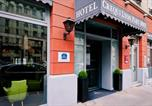 Hôtel 4 étoiles Charbonnières-les-Bains - Best Western Crequi Lyon Part Dieu-4