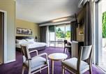 Hôtel 4 étoiles Châteauneuf-le-Rouge - Best Western Sévan Parc Hôtel-4