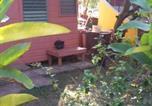 Hôtel Jamaïque - Secret Cabins at Firefly Beach Cottage-1