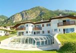 Location vacances Trentin-Haut-Adige - Cozy Villa in Stenico wth Swimming Pool-1