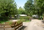 Camping avec Site nature Montbarrey - Camping La Marjorie-1