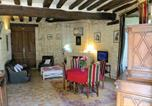 Location vacances La Pommardière - Holiday Home Parilly-3