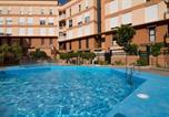Location vacances El Médano - 3 bedroom 3 bathroom with terrace 30m from the sea-2