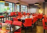 Hôtel Chille - Logis Hotel Lons-le-Saunier - Restaurant Le Grill-4