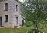 Location vacances Razines - Gîte L'Olivier Domaine de Bourgville-1