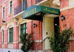 Hôtel Dresden - Hotel Amadeus-1