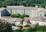 Hôtel Saint-Thomé - Hostellerie charles de foucauld-1