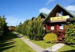 Villages vacances Słupsk - La Jolla Domki Drewniane-2