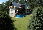 Location vacances Hrubá Skála - Holiday Home Mirka-4