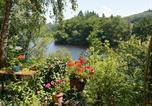 Camping en Bord de lac Haute-Vienne - Camping Naturiste Lous Suais-2