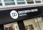 Hôtel Pays Basque - Hotel Distrito Oeste-3