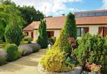 Location vacances Ciron - Ecogîte Le Cerf Thibault en Brenne-4