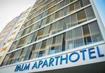 Hôtel Maputo - Palm Aparthotel-2