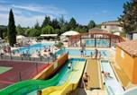 Camping Darbres - Camping Domaine du Cros d'Auzon-1