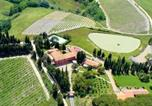 Location vacances Montaione - Comfortable Holiday Home with garden in Tuscany, Italy-3
