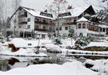 Hôtel Oppenau - Hotel Waldblick Kniebis-2