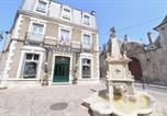 Hôtel Lugny-Bourbonnais - Best Western Plus Hôtel D'Angleterre-1