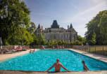 Camping avec Hébergements insolites Pays de la Loire - Château La Forêt-1