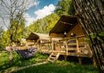 Camping avec Hébergements insolites Puget-sur-Argens - Delle Rose-2
