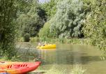 Camping avec Site nature Candé-sur-Beuvron - Domaine de Dugny-4