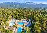 Camping avec Site nature Provence-Alpes-Côte d'Azur - Domaine de la Sainte Baume-1