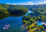 Camping avec Site nature Aubazine - Domaine des Tours-1