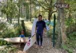 Camping avec Hébergements insolites Moliets et Maa - &quote;Boutique&quote; Espace Blue Océan-4