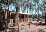 Camping avec Quartiers VIP / Premium Aquitaine - &quote;Boutique&quote; Espace Blue Océan-2