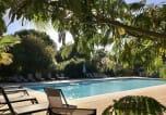 Camping avec Quartiers VIP / Premium Aquitaine - &quote;Boutique&quote; Espace Blue Océan-4