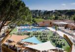 Camping avec Site nature Provence-Alpes-Côte d'Azur - La Bastiane-1