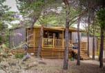 Camping avec WIFI Alpes-de-Haute-Provence - La Farigoulette-2