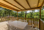 Camping avec Site de charme Aquitaine - La Pélonie-1