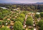 Camping avec Hébergements insolites Puget-sur-Argens - La Plage d'Argens-3