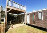 Camping avec Hébergements insolites Plovan - La Plage de Tréguer-2