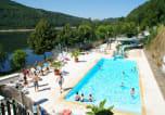 Camping avec Hébergements insolites Aveyron - La Source-1