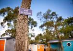 Camping avec Hébergements insolites Landes - Le Boudigau-2