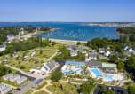 Camping 4 étoiles Saint-Yvi - Le Cabellou Plage-1