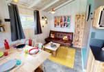 Camping avec Chèques vacances Charente-Maritime - Les Cabanes d'Oléron-2